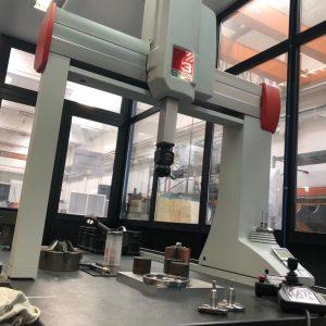 Die Qualität Und 3D-Maßprüfung